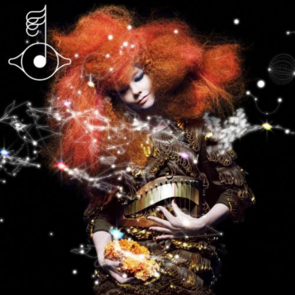 Björk - Biophilia CD (album) cover