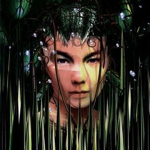 Björk Bachelorette Two album cover