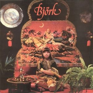 Bj�rk - Bj�rk Gu�mundsd�ttir CD (album) cover