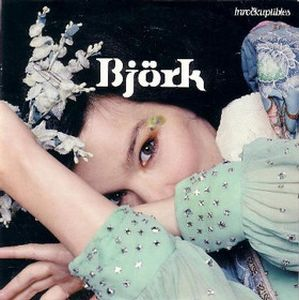Bj�rk Bj�rk Live album cover