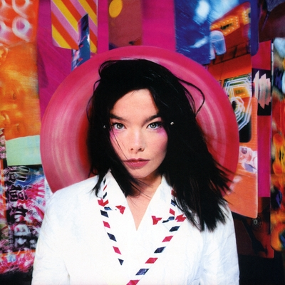 Björk Post album cover