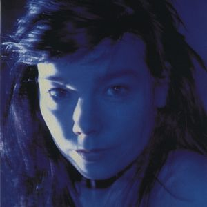 Björk Telegram album cover