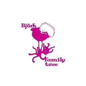 Bj�rk Family Tree album cover
