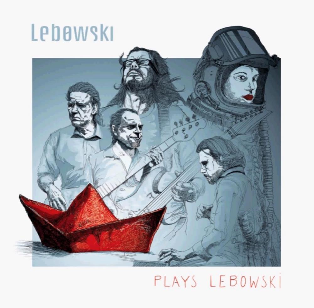 Plays Lebowski by LEBOWSKI album cover
