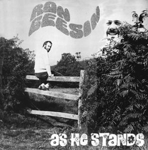 As He Stands by GEESIN, RON album cover