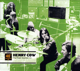 Henry Cow - The Road: Volumes 1-5 (40th Anniversary Box Set) CD (album) cover