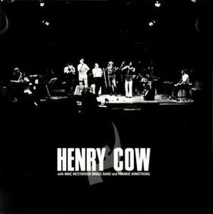 Henry Cow Unreleased Orckestra Extract album cover