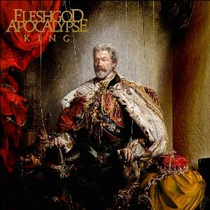 King by FLESHGOD APOCALYPSE album cover
