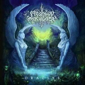 Fleshgod Apocalypse - Oracles CD (album) cover