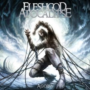 Fleshgod Apocalypse - Agony CD (album) cover