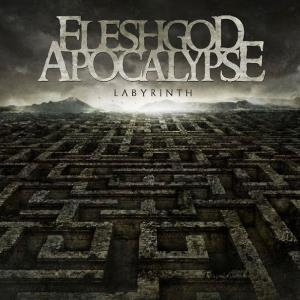 Fleshgod Apocalypse - Labyrinth CD (album) cover