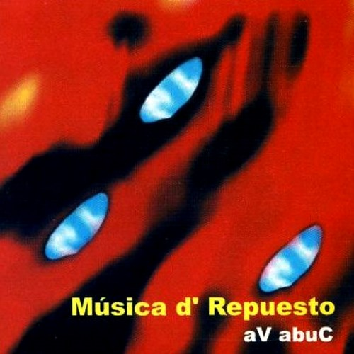 Musica d'Repuesto - aV abuC CD (album) cover