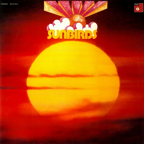Sunbirds - Sunbirds CD (album) cover