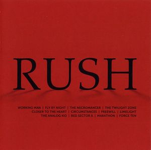 Rush Icon album cover