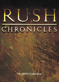 Rush - Chronicles CD (album) cover
