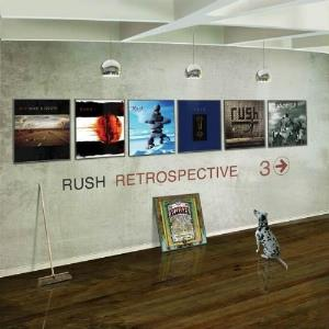 Rush Retrospective III 1989 - 2008 album cover
