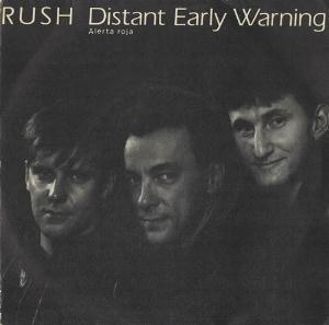 Rush Distant Early Warning album cover