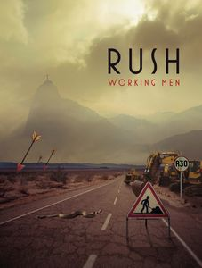 Rush Working Men album cover