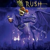 Rush - Rush - In Rio CD (album) cover