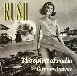Rush The Spirit of Radio album cover