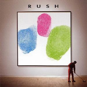 Rush - Retrospective II (1981-1987) CD (album) cover