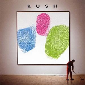Retrospective II (1981-1987) by RUSH album cover