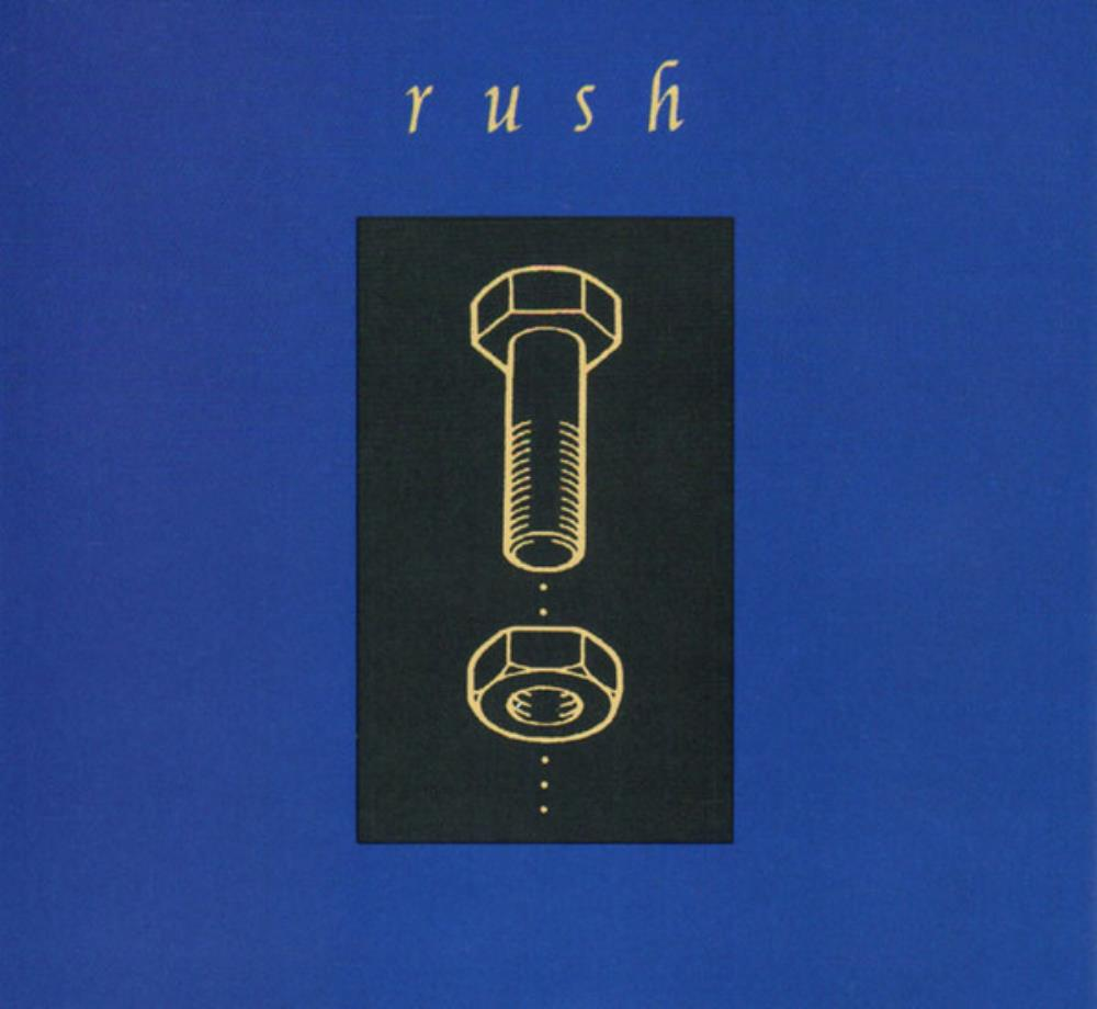 Rush - Counterparts CD (album) cover