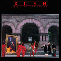 Moving Pictures by RUSH album cover