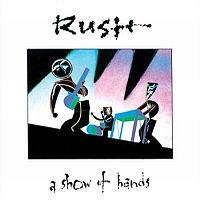 Rush A Show Of Hands album cover