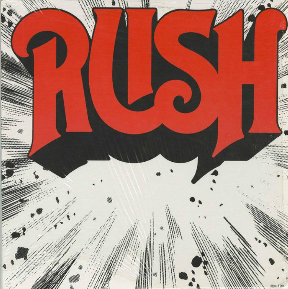 Rush by RUSH album cover