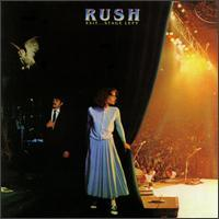 Rush - Exit... Stage Left CD (album) cover