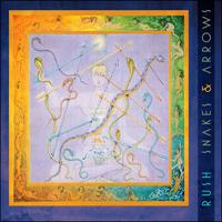 Rush - Snakes & Arrows CD (album) cover