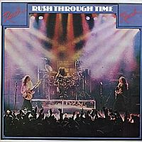 Rush Through Time album cover