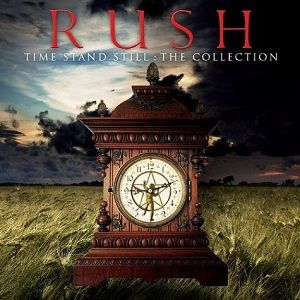 Rush Time Stand Still: The Collection album cover