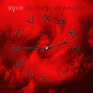 Clockwork Angels by RUSH album cover