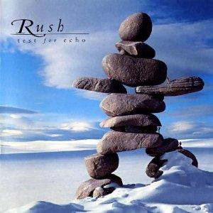 Test For Echo by RUSH album cover