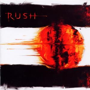 Rush - Vapor Trails CD (album) cover