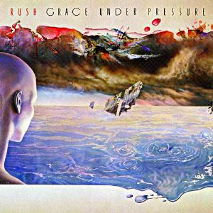Rush - Grace Under Pressure CD (album) cover