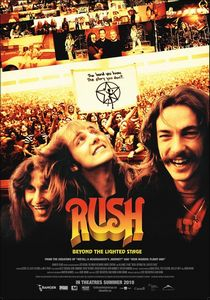 Rush - Beyond the Lighted Stage CD (album) cover