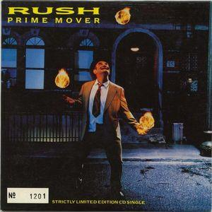Rush Prime Mover album cover