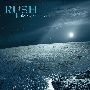 Rush Headlong Flight album cover
