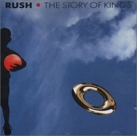 Rush - The Story Of Kings CD (album) cover