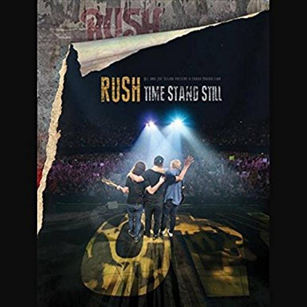 Rush Time Stand Still album cover