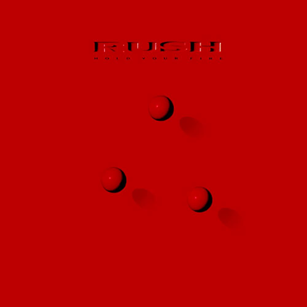 Rush - Hold Your Fire CD (album) cover