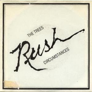 The Trees by RUSH album cover