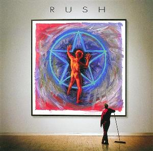 Rush - Retrospective I (1974-1980) CD (album) cover