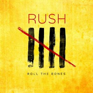 Rush Roll The Bones album cover
