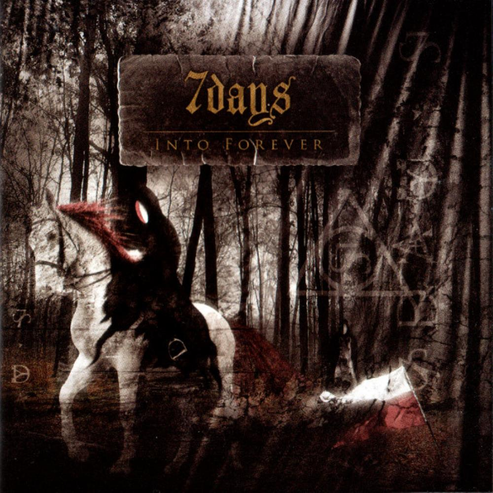 Into Forever by 7DAYS album cover