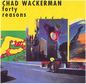 Chad Wackerman - Forty Reasons CD (album) cover