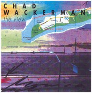 Chad Wackerman The View album cover